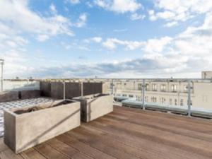 Penthouse in Lichterfelde mit umwerfenden Blick von eigener Aufdachterrasse