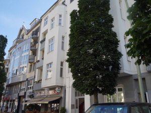 Kapitalanlage – 2 Zimmer Wohnung in Wilmersdorf