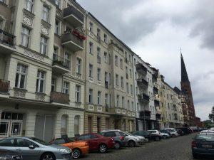 2 Zimmerwohnung in Friedrichshain – Bezugsfrei