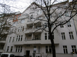 Kapitalanlage – 6 Zimmer Wohnung in Wilmersdorf