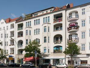Provisionsfreie Kapitalanlage – Vermietete 4 Zimmer Wohnung in Wilmersdorf