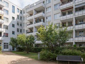Provisionsfrei – 5 Zimmer Wohnung als Kapitalanlage in Lichtenberg – 4,05% Rendite