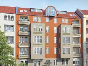 Provisionsfrei – 1 Zimmer Wohnung als Kapitalanlage im Szene-Bezirk Neukölln – 1,61% Rendite