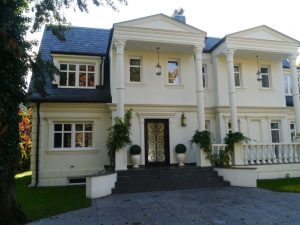 Exklusive Villa am Nikolassee