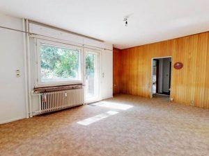 Bezugsfreie 2-Zimmer Wohnung mit großem 200 m² Garten im Englischen Viertel, Berlin-Wedding