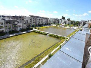 Vermietete 2,5 Zimmer-Wohnung im Neubauviertel, direkt am Wasser in Grünau!