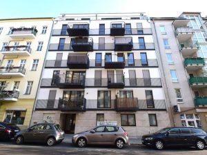 Eigentumswohnung im 2. OG mit Balkon im  beliebten Samariterkiez! Erstbezug!