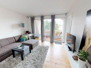 Moderne 2 / 2,5 Zimmer-Wohnung in Lichtenberg