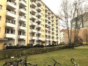 Modernisierte 2 Zimmer-ETW  in gefragter City-Lage von Schöneberg