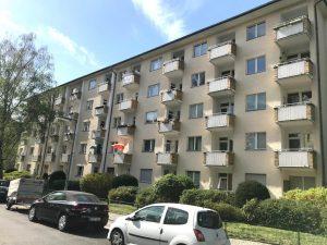 Bezugsfreie 2 Zimmer-Wohnung  in beliebtem Bayerischen-Viertel