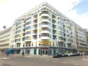 Wohnen in exzellenter Lage mit Balkon  nahe Checkpoint Charlie in Berlin Mitte
