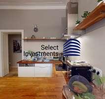 3-Zimmer Altbauwohnung als Kapitalanlage mit 2,8 % Rendite