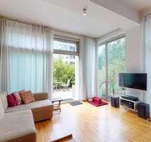 Geräumige 4 Zimmer-Erdgeschosswohnung mit Terrasse und gehobener Ausstattung