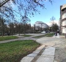 Bestlage von Charlottenburg einer optimal geschnittenen 2 Zimmer-Wohnung